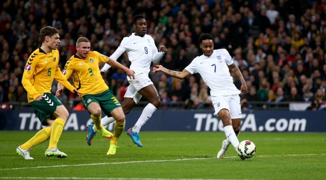 Anh – Lithuania: Song kiếm Rooney – Harry Kane